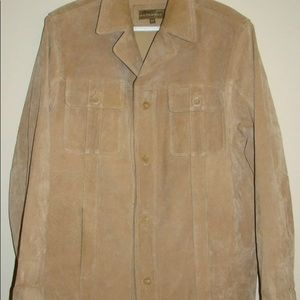 Other - Men's Leather (suede) Hathaway Coat